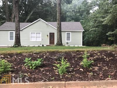 Decatur Single Family Home New: 4207 Maplewood Dr