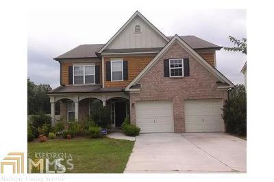 Dallas GA Single Family Home New: $225,000