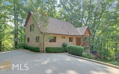 Sautee Nacoochee Single Family Home New: 315 North Lake Dr #28