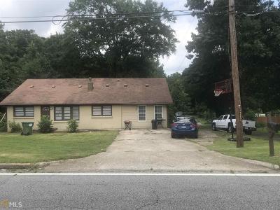 MABLETON Single Family Home New: 470 S Gordon Rd