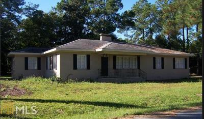 Statesboro Single Family Home For Sale: 300 Catherine Ave