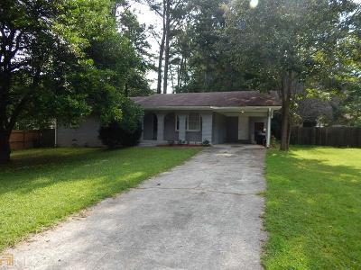 Stone Mountain Single Family Home Under Contract: 613 Renota Dr