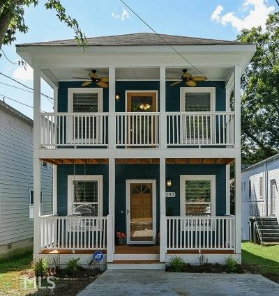 Pittsburgh Single Family Home Under Contract: 1143 Smith