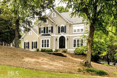 Alpharetta Single Family Home New: 9785 Hunt Club Way