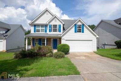 Snellville Single Family Home New: 3758 White Pine Rd