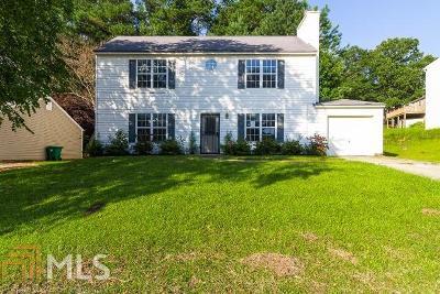 Decatur Single Family Home New: 2384 Whites Ridge