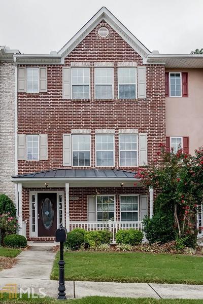 Douglasville Condo/Townhouse New: 5660 Garden Cir