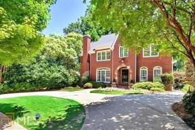 Morningside Single Family Home Under Contract: 947 E Rock Springs Rd