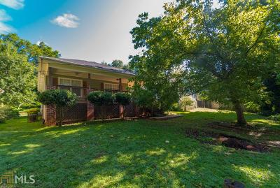 Atlanta Single Family Home New: 1412 Woodbine Ave