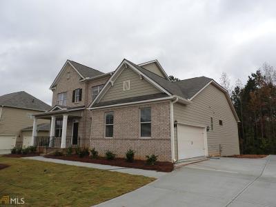 Alpharetta Single Family Home New: 3750 Gardenside Ct