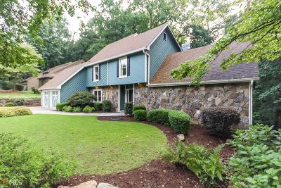 Roswell Single Family Home New: 230 Back Tee Ct