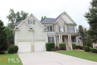 Cumming Single Family Home For Sale: 6645 Hampton Rock Ln