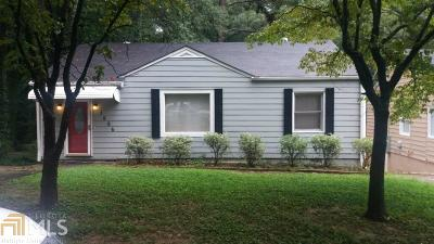 Fulton County Single Family Home New: 1006 Westmont Rd