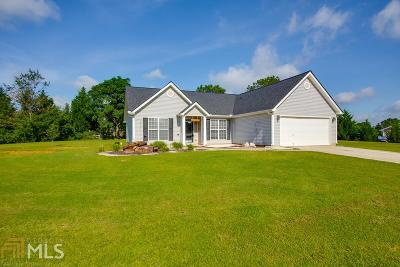 Dacula Single Family Home Under Contract: 1259 Brookton Chase Ct