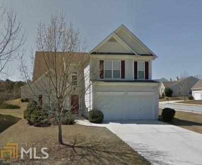 Douglasville Single Family Home New: 5423 Somer Mill Rd