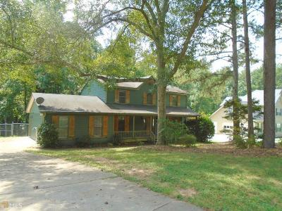 Winder Single Family Home New: 234 Hidden Ct