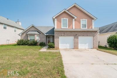 Clayton County Single Family Home New: 1686 Deer Crossing Cir