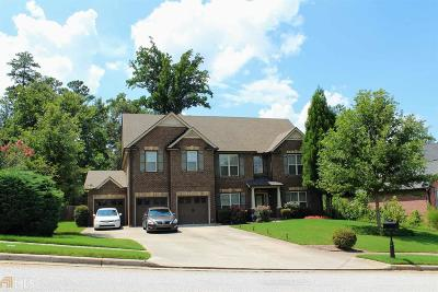 Ellenwood Single Family Home For Sale: 4660 Lake Hill