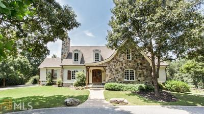 Lawrenceville Single Family Home For Sale: 3345 Callie Still Rd