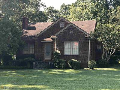 Hart County Single Family Home Under Contract: 640 E Howell St