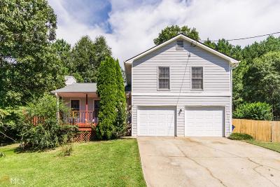 Dacula Single Family Home New: 2100 Uniwattee Trl