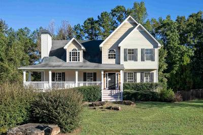 Hiram Single Family Home New: 58 Mill Chase Ct