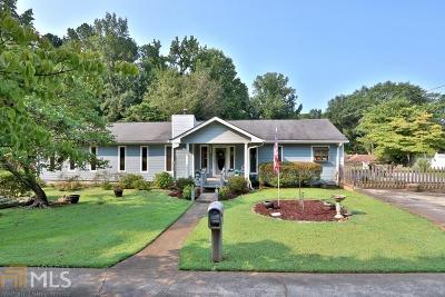 Lilburn Single Family Home New: 711 Rockbridge Rd