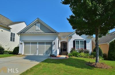 Hoschton Single Family Home New: 6412 Lantern Ridge