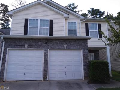 Clayton County Single Family Home Under Contract: 7243 Laurel Creek Dr