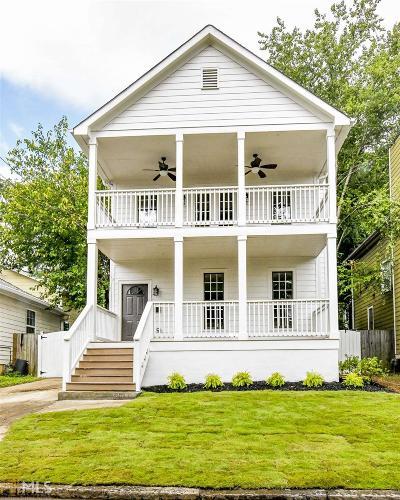 Atlanta Single Family Home New: 67 Selman St