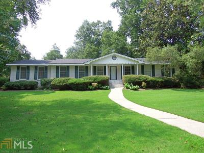Douglasville Single Family Home Under Contract: 6268 Cornelia Dr