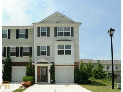 Cobb County Multi Family Home Under Contract: 6774 Blackstone