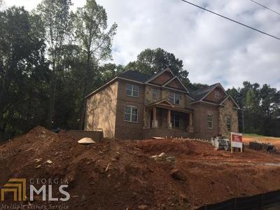 Buford  Single Family Home For Sale: 3558 Shoreland Dr