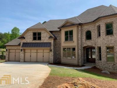 Marietta Single Family Home New: 1816 Blue Granite Ct