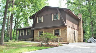 Snellville Single Family Home New: 2482 Poplar St