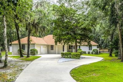 St. Marys Single Family Home New: 306 Long Point Cir