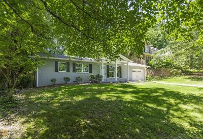 Decatur Single Family Home New: 2771 Pangborn Rd