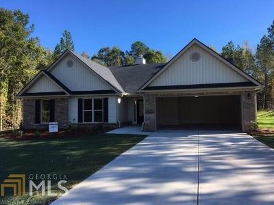 Haddock, Milledgeville, Sparta Single Family Home New: 344 Sara Hunter Ln
