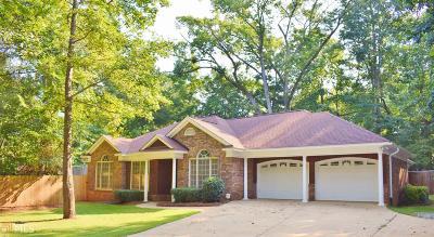 Cataula Single Family Home Under Contract: 61 White Oak Trl