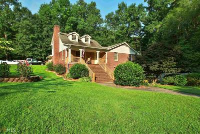 Newnan Single Family Home New: 18 Colonial Dr