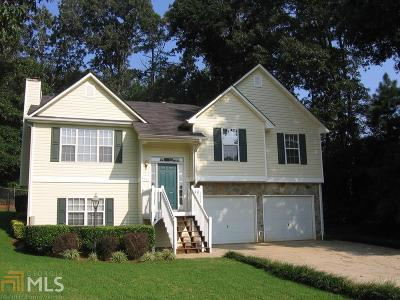 Douglasville Single Family Home Under Contract: 2441 McCall Ct