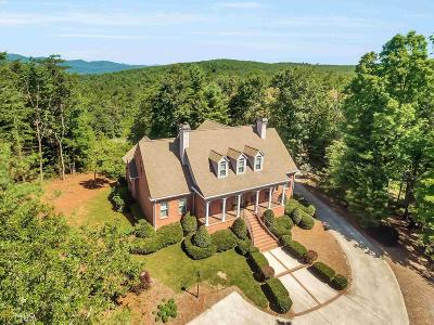 Habersham County Single Family Home For Sale: 120 Soque Overlook Ln