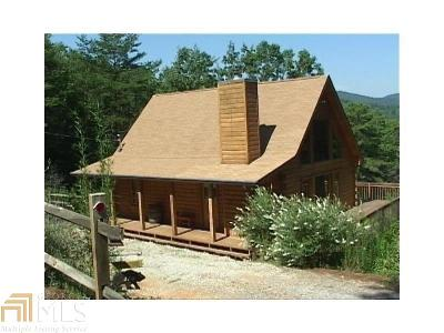 Sautee Nacoochee Single Family Home New: 370 Miners Mountain Rd