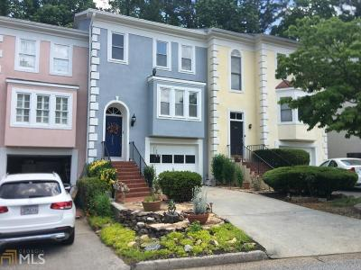 Duluth GA Condo/Townhouse Under Contract: $197,500