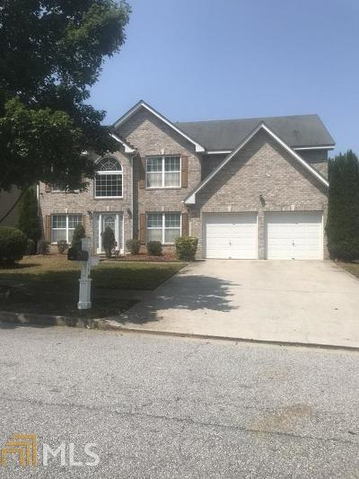 Snellville Single Family Home New: 4465 Michael Jay St