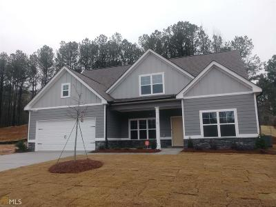 Coweta County Single Family Home Under Contract: South Ridge #Lot 22