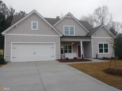 Coweta County Single Family Home Under Contract: South Ridge #Lot 23
