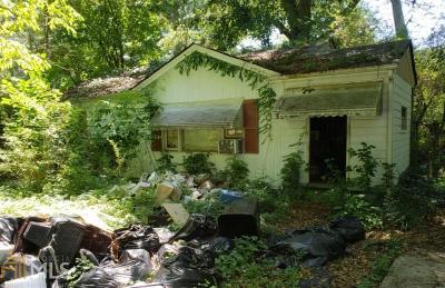 Decatur Single Family Home New: 1797 Elaine Dr