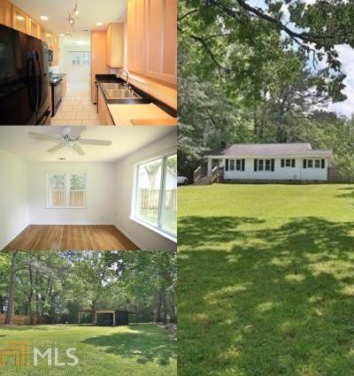Atlanta Single Family Home New: 2761 Glenwood Ave