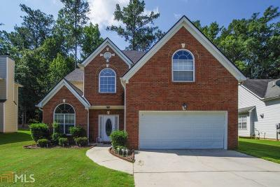 Clayton County Single Family Home New: 471 Crimson Ridge Dr
